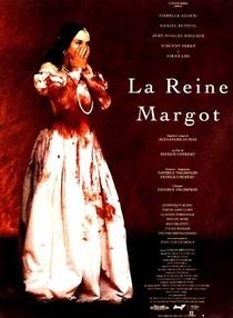 A Rainha Margot - Poster / Capa / Cartaz - Oficial 1