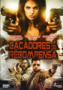 Caçadores de Recompensa - Poster / Capa / Cartaz - Oficial 6