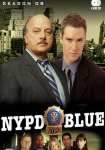 Nova York Contra o Crime (9ª Temporada) - Poster / Capa / Cartaz - Oficial 1