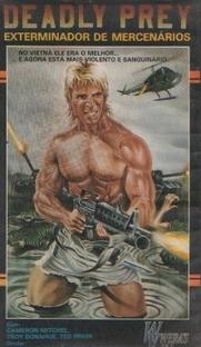 Exterminador de Mercenários - Poster / Capa / Cartaz - Oficial 4