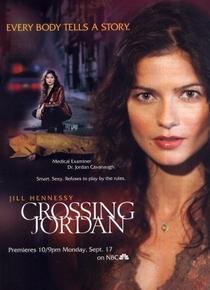 Crossing Jordan (1ª Temporada) - Poster / Capa / Cartaz - Oficial 2