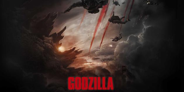 """Assista ao novo trailer de """"Godzilla"""""""