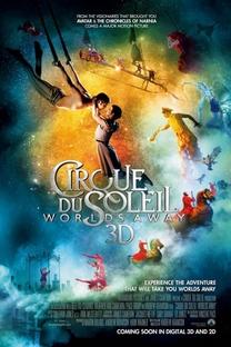 Cirque du Soleil: Outros Mundos - Poster / Capa / Cartaz - Oficial 1