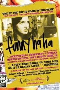 Funny Ha Ha - Poster / Capa / Cartaz - Oficial 1