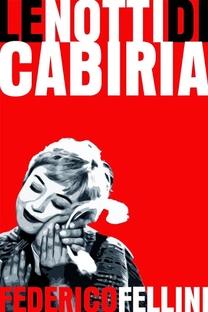 Noites de Cabíria - Poster / Capa / Cartaz - Oficial 7