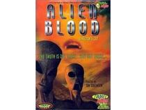 Alien Blood - Poster / Capa / Cartaz - Oficial 1