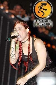 Pitty - Festival De Verão 2005 - Poster / Capa / Cartaz - Oficial 1