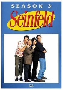 Seinfeld (3ª Temporada) - Poster / Capa / Cartaz - Oficial 2