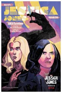 Jessica Jones (2ª Temporada) - Poster / Capa / Cartaz - Oficial 13
