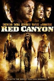 Red Canyon - Poster / Capa / Cartaz - Oficial 1