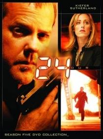 24 Horas (5ª Temporada) - Poster / Capa / Cartaz - Oficial 1