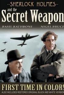 Sherlock Holmes e a Arma Secreta - Poster / Capa / Cartaz - Oficial 7
