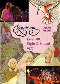 Renaissance - Live BBC Sight & Sound - Poster / Capa / Cartaz - Oficial 1