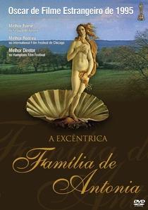 A Excêntrica Família de Antonia - Poster / Capa / Cartaz - Oficial 1