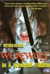 Werewolf in a Women's Prison - Poster / Capa / Cartaz - Oficial 1
