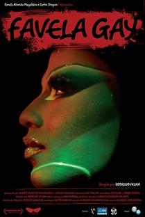 Favela Gay - Poster / Capa / Cartaz - Oficial 1