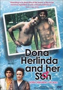 Dona Herlinda e Seu Filho - Poster / Capa / Cartaz - Oficial 3