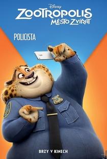 Zootopia: Essa Cidade é o Bicho - Poster / Capa / Cartaz - Oficial 19