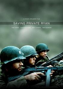 O Resgate do Soldado Ryan - Poster / Capa / Cartaz - Oficial 1