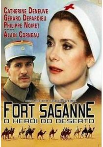 Fort Saganne – O Herói do Deserto - Poster / Capa / Cartaz - Oficial 3