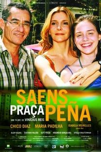 Praça Saens Peña - Poster / Capa / Cartaz - Oficial 1