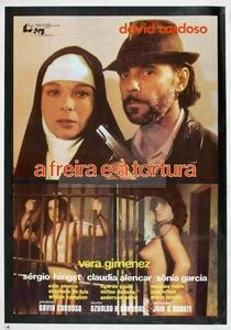 A Freira e a Tortura - Poster / Capa / Cartaz - Oficial 1