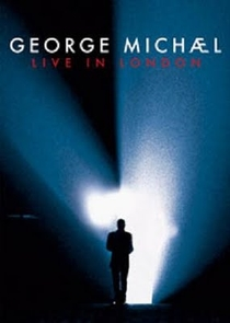 George Michael  Live in London - Poster / Capa / Cartaz - Oficial 1