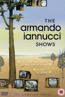 The Armando Iannucci Shows - Poster / Capa / Cartaz - Oficial 1