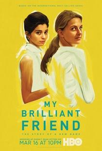 My Brilliant Friend (2ª Temporada) - Poster / Capa / Cartaz - Oficial 1