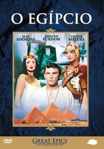 O Egípcio - Poster / Capa / Cartaz - Oficial 4