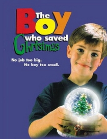 O Menino Que Salvou o Natal - Poster / Capa / Cartaz - Oficial 1