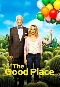 The Good Place (2ª Temporada) - Poster / Capa / Cartaz - Oficial 1