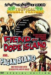 The Fiend of Dope Island - Poster / Capa / Cartaz - Oficial 1