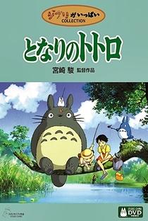 Meu Amigo Totoro - Poster / Capa / Cartaz - Oficial 68