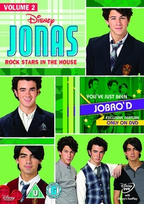 Jonas (1ª Temporada) - Poster / Capa / Cartaz - Oficial 3