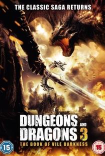 Dungeons & Dragons 3 - O Livro Da Escuridão - Poster / Capa / Cartaz - Oficial 4
