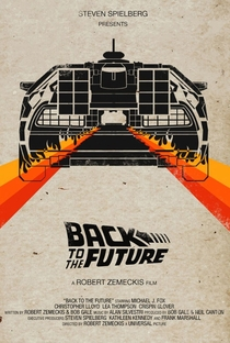 De Volta Para o Futuro - Poster / Capa / Cartaz - Oficial 12