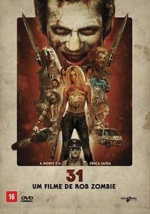 31 – A Morte É A Única Saída - Poster / Capa / Cartaz - Oficial 8