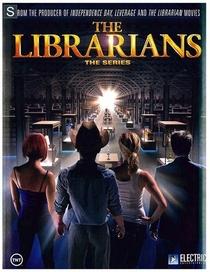 Os Bibliotecários (1ª Temporada) - Poster / Capa / Cartaz - Oficial 2