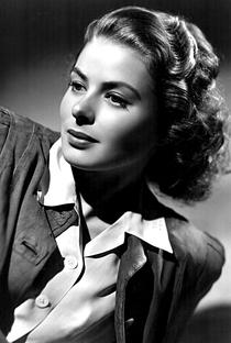 Ingrid Bergman (I) - Poster / Capa / Cartaz - Oficial 3