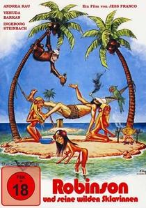 Robinson and His Tempestuous Slaves - Poster / Capa / Cartaz - Oficial 1