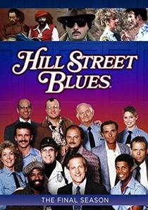 Balada de Hill Street (7ª Temporada) - Poster / Capa / Cartaz - Oficial 1