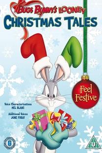 Os Doidos Contos de Natal do Pernalonga - Poster / Capa / Cartaz - Oficial 3