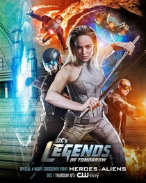 Heróis vs Aliens - Poster / Capa / Cartaz - Oficial 4