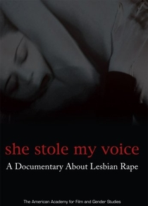 She Stole My Voice: A Documentary About Lesbian Rape - Poster / Capa / Cartaz - Oficial 1