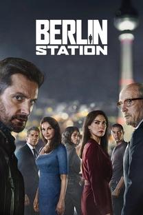 Berlin Station (3ª Temporada) - Poster / Capa / Cartaz - Oficial 1