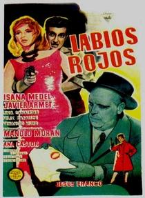 Labios Rojos - Poster / Capa / Cartaz - Oficial 1