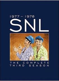Saturday Night Live (3ª Temporada) - Poster / Capa / Cartaz - Oficial 1