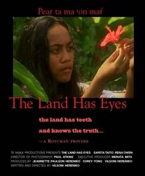 The Land Has Eyes - Poster / Capa / Cartaz - Oficial 1