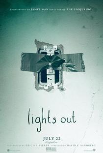 Quando as Luzes se Apagam - Poster / Capa / Cartaz - Oficial 1